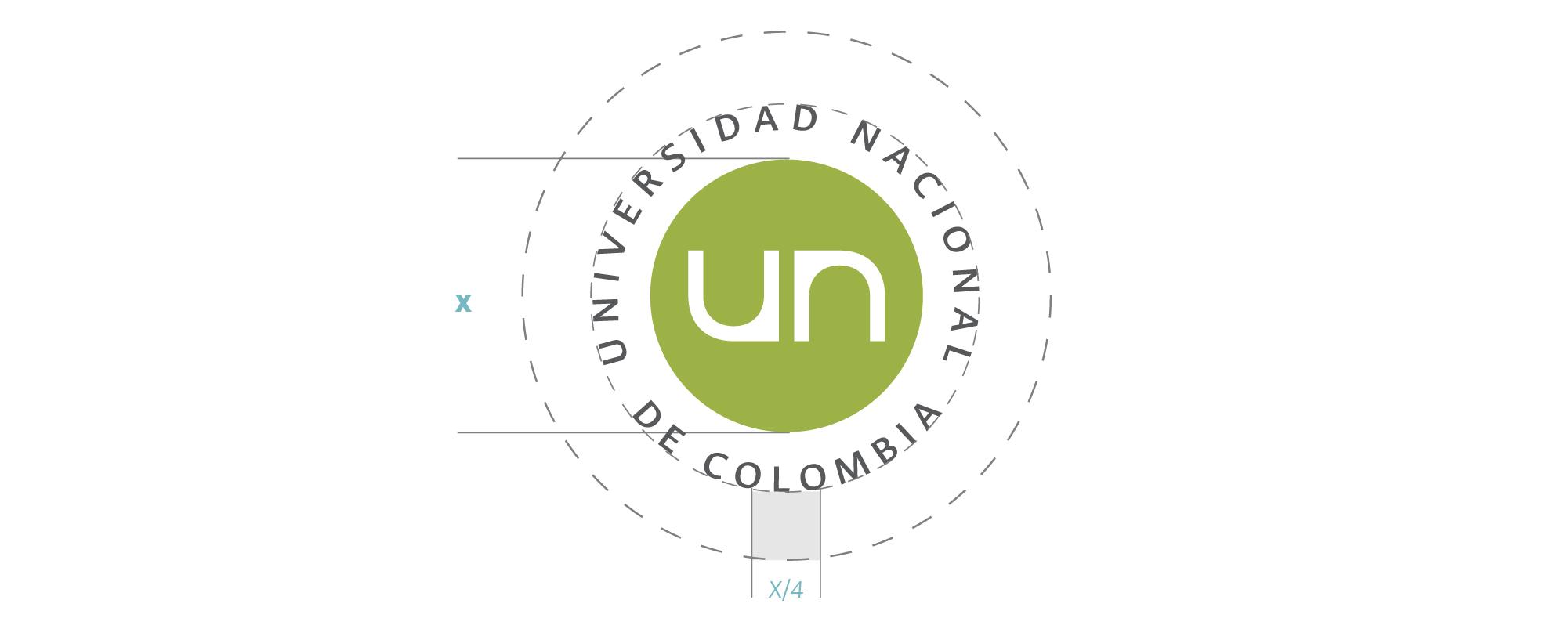 Área de protección para el logotipo